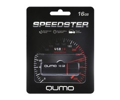 USB-накопитель Qumo Speedster USB 3.0 16GB 16 Gb