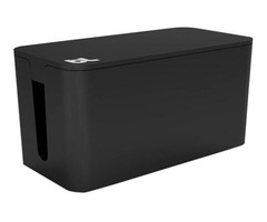 Бокс для проводов Bluelounge CableBox Mini Black
