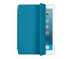 Чехол для iPad Pro 9.7 Leather Smart Case blue
